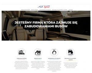 Read more about the article strona internetowa AutoSzymosz