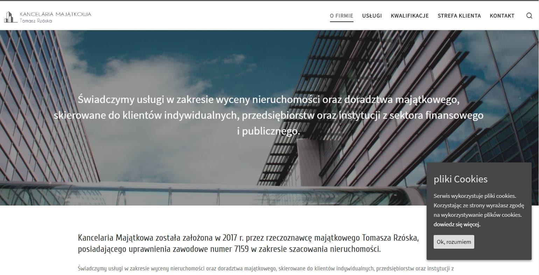 projektowanie stron internetowych Gdynia