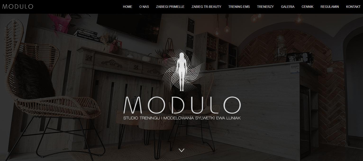Twojastrona, projektowanie stron www, studio modulo