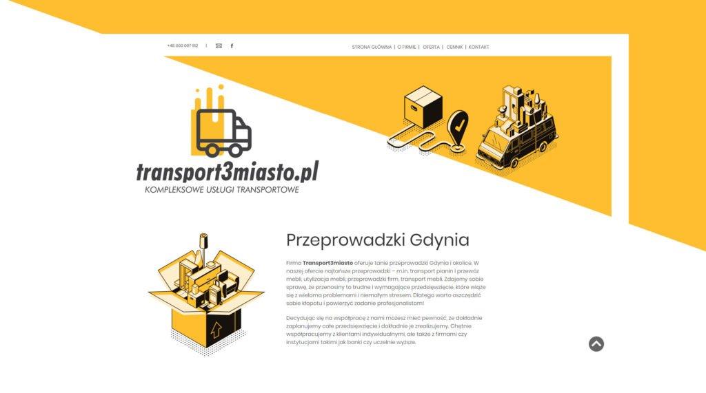 strony Gdynia, pozycjonowanie stron