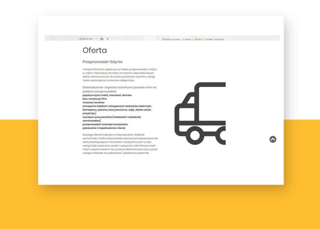 strony www Gdynia, projektowanie stron