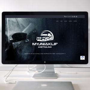 Read more about the article Projekt strony myjniaKLif & detaling – myjnia ręczna w Klifie, Gdynia Orłowo
