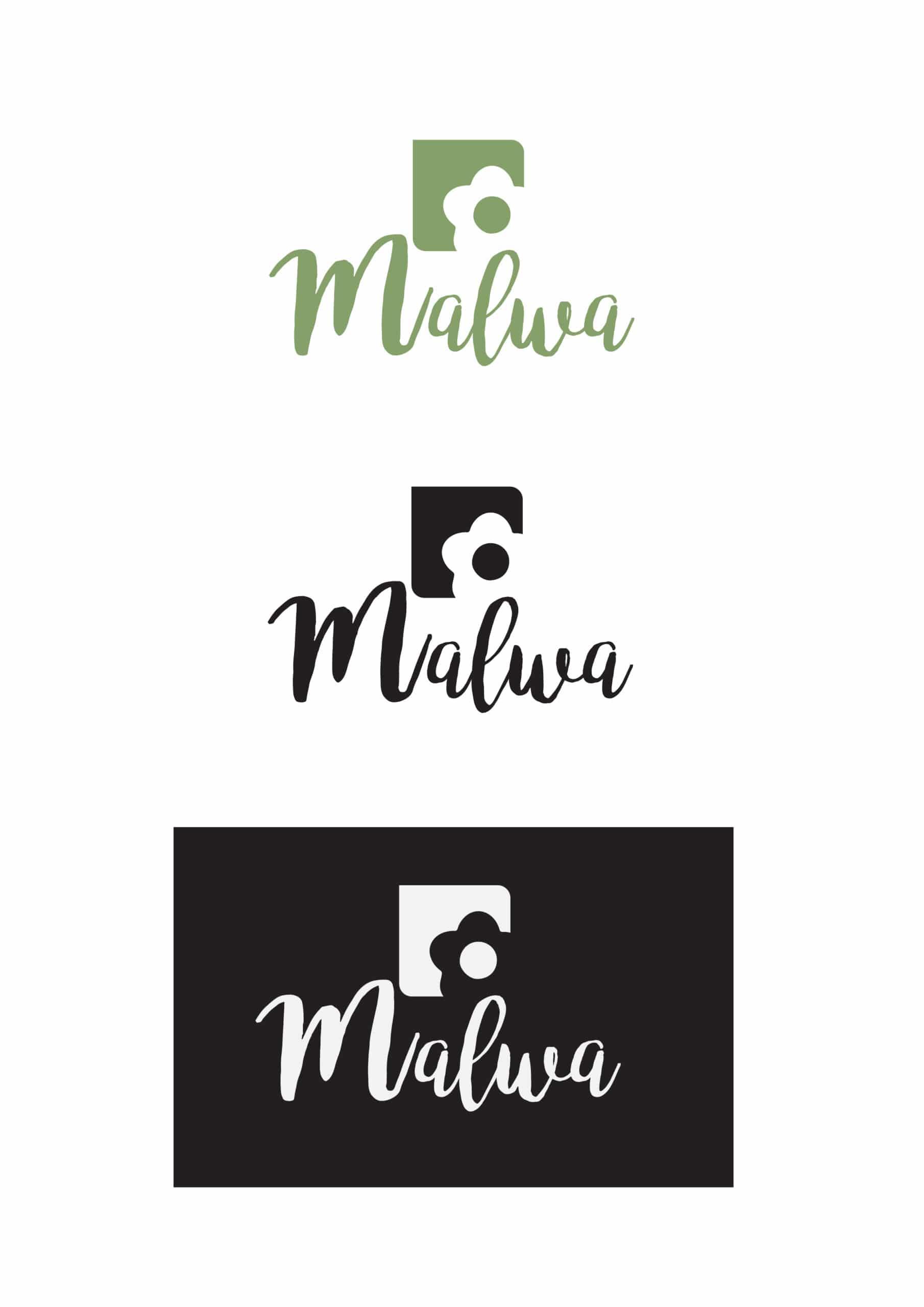 logo w kilku kolorach