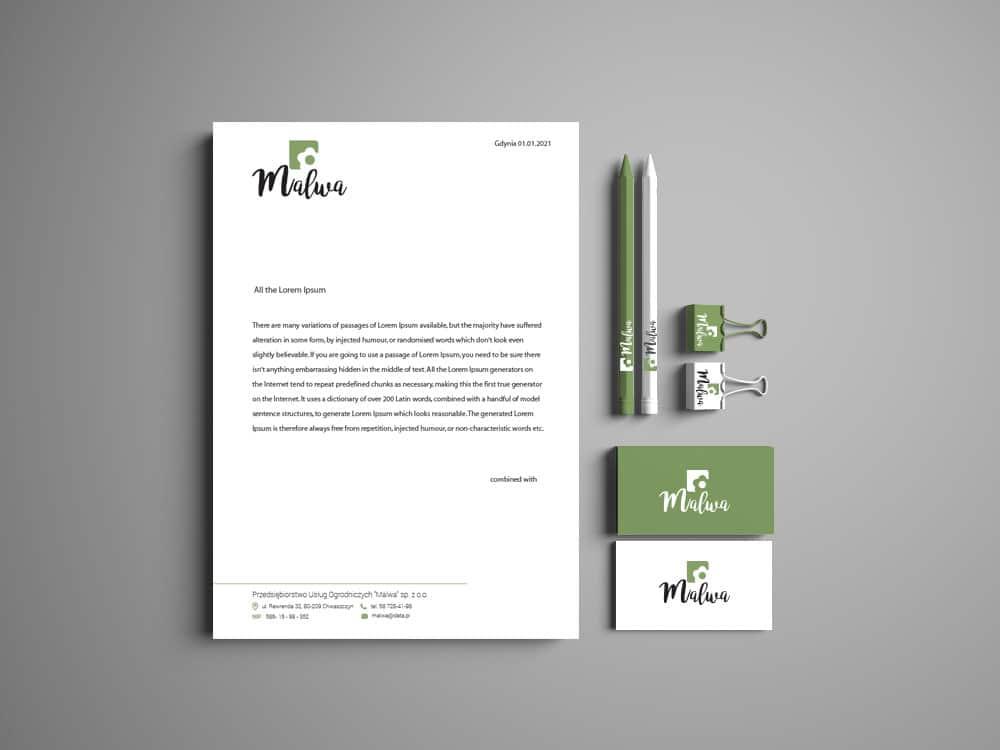 You are currently viewing Projekt logo dla firmy Malwa.